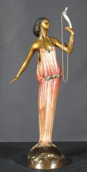 Erte, Love Goddess (Bronze)