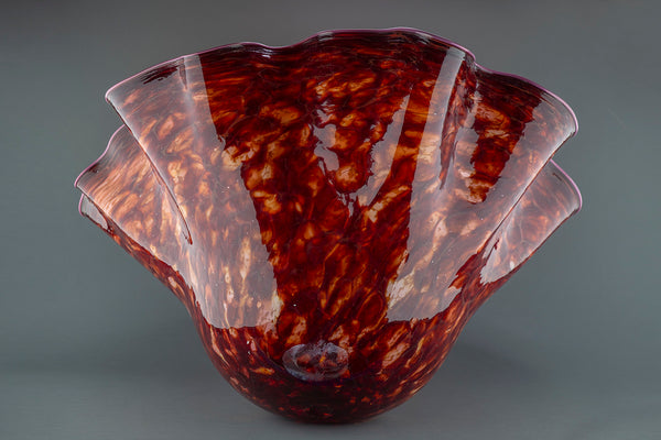 Dale Chihuly Massive Commissioned Hand Blown Glass Macchia, Fine Art 75k plus