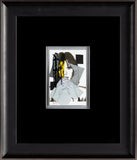 Mick Jagger FS.II.147 Hand Signed Gallery Announcement Invitation