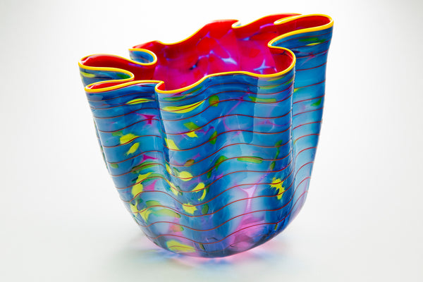 Dale Chihuly Original Dakota Macchia Contemporary Glass Art