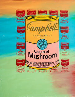 "(1960-2010)  --  Description : ""Campbell's Soup"""