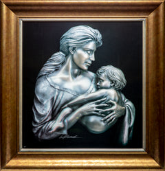 "Bill Mack 3D Virtual Relief, ""Devotion"" AP 3/50"