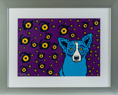 I see you, you see me, Signed Silkscreen Contemporary Art