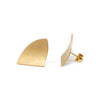 Gold Alpenshark Earrings