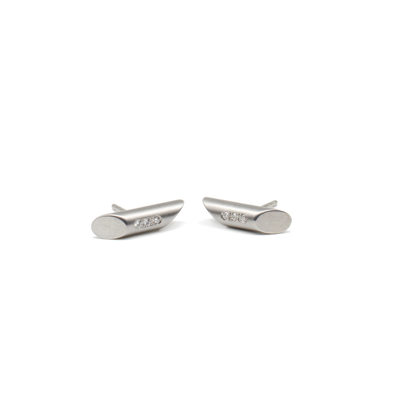 Steel Pave Tube Studs