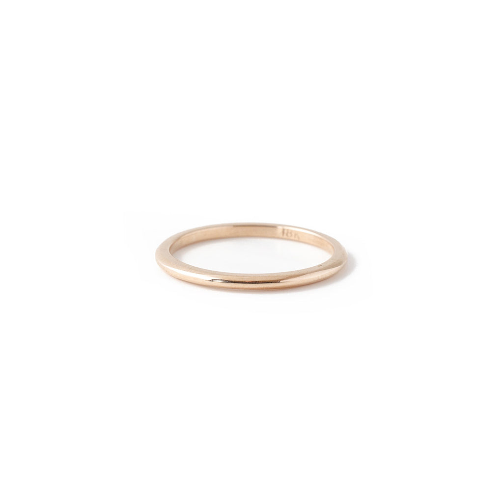 Vintage Series Rose Gold Band