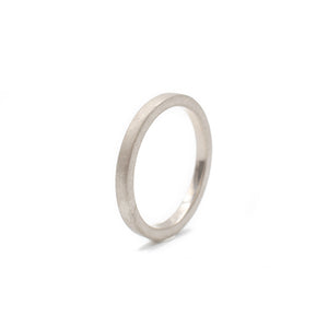 Offset Band White