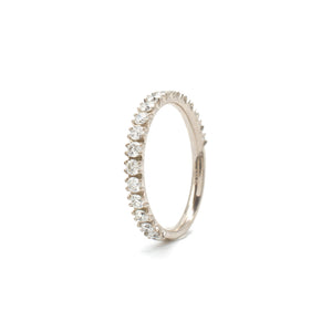 2mm Magic Ring White