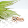 Cinnamon Nest Ring