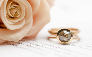 Bezel Nest Ring