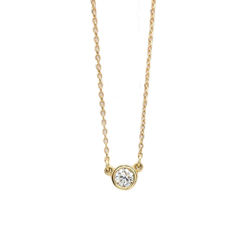 .25ct Everyday Necklace in Yellow