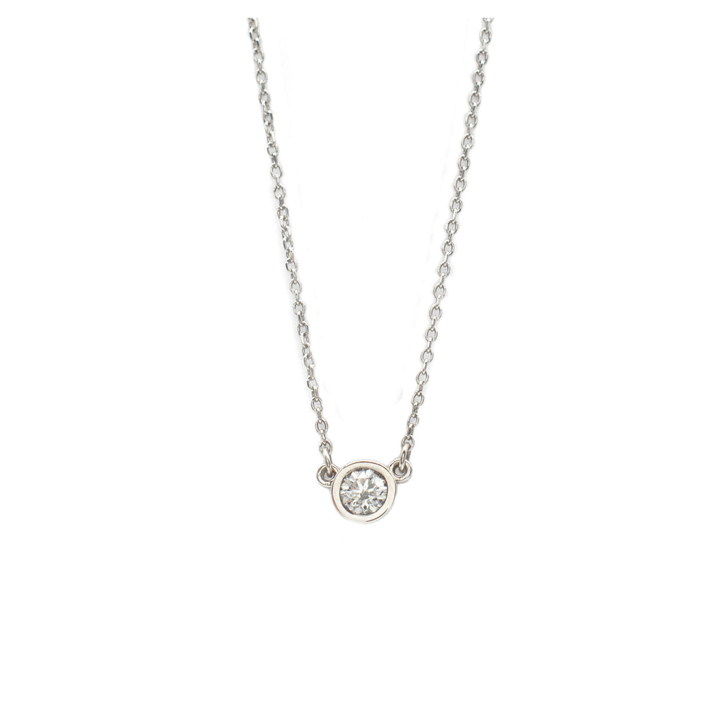 .10ct Everyday Necklace in White