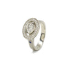 Oval Johnnie Ring