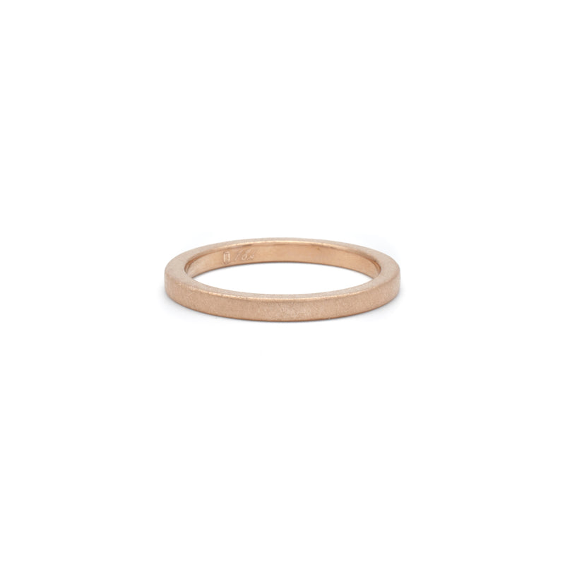 Offset Series Rose Gold Band