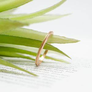 VP Bead Band Rose