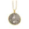30mm Ancient Coin with Owl of Athena