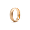 Rose Gold 6mm Band