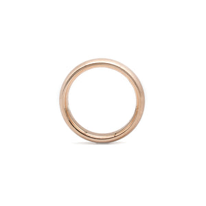 Rose 5mm Heavy Dome Band