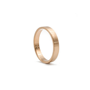 Rose Thin Flat Band