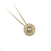 Rose Cut Diamond Michelle Pendant