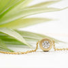 Diamond Yellow Heavy Bezel