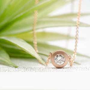 Diamond Rose Heavy Bezel