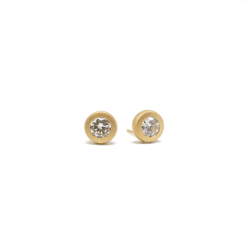.76ctw Diamond Bezels Yellow