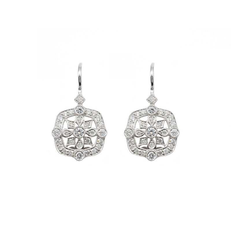 Diamond Starlight Earrings