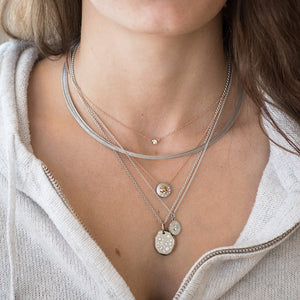 Everyday Necklace in Rose
