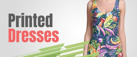 Stylish Printed Dresses for Any Occasion