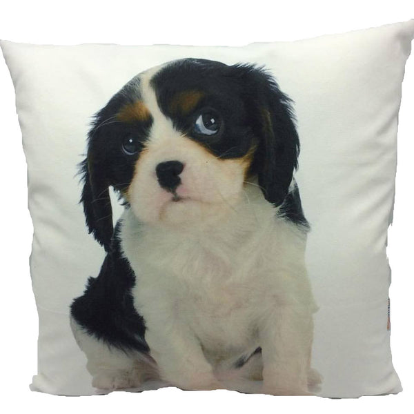 Throw Pillow Case Cover Cute Puppy - ZBAZAAR
