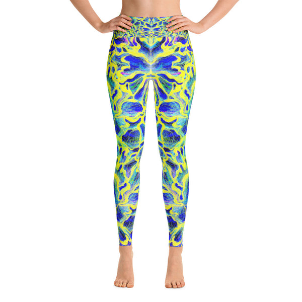 Colorful Skin Yoga Legging