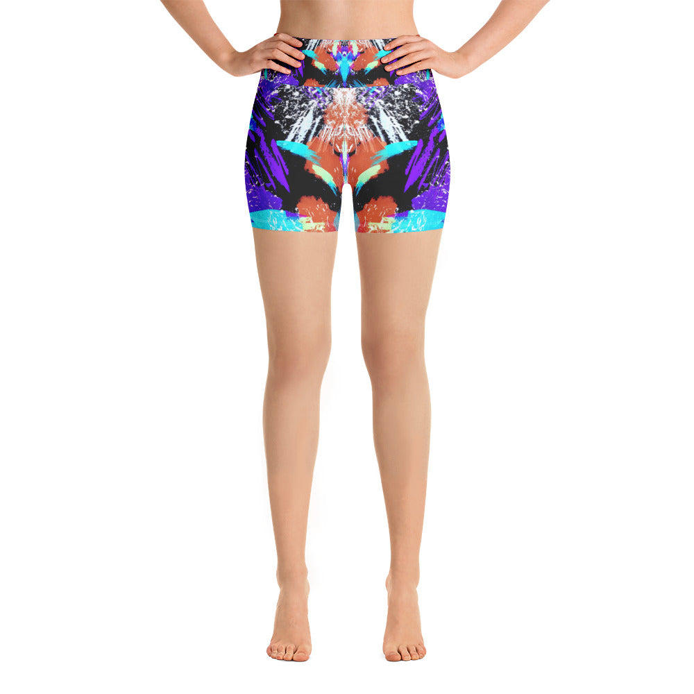 Deep Thinking Yoga Short - ZBAZAAR