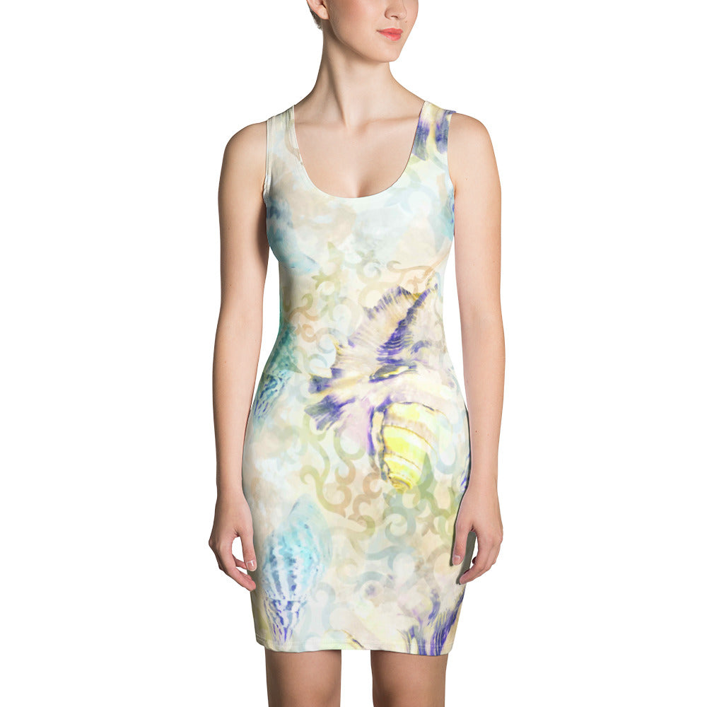 Sublimation Cut & Sew Dress - ZBAZAAR