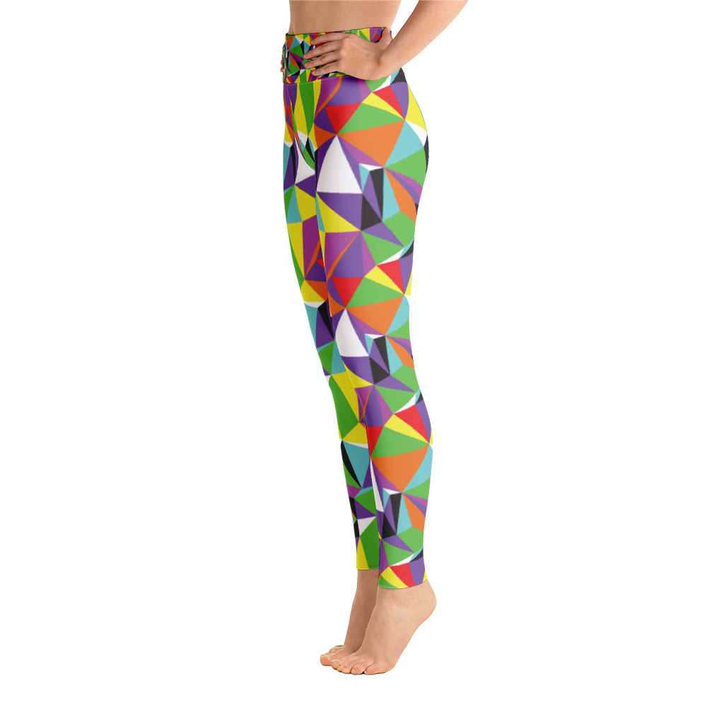 Yoga Leggings / Baha Swing