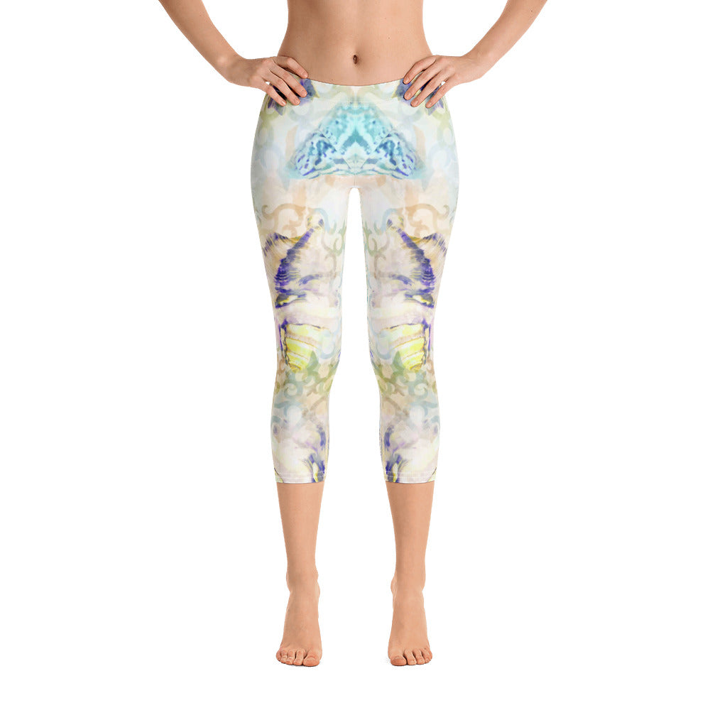 Capri Leggings - ZBAZAAR