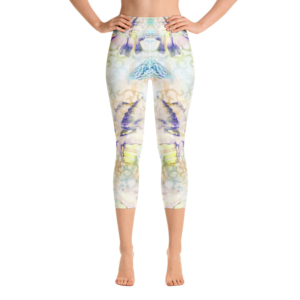 Yoga Capri Leggings - ZBAZAAR