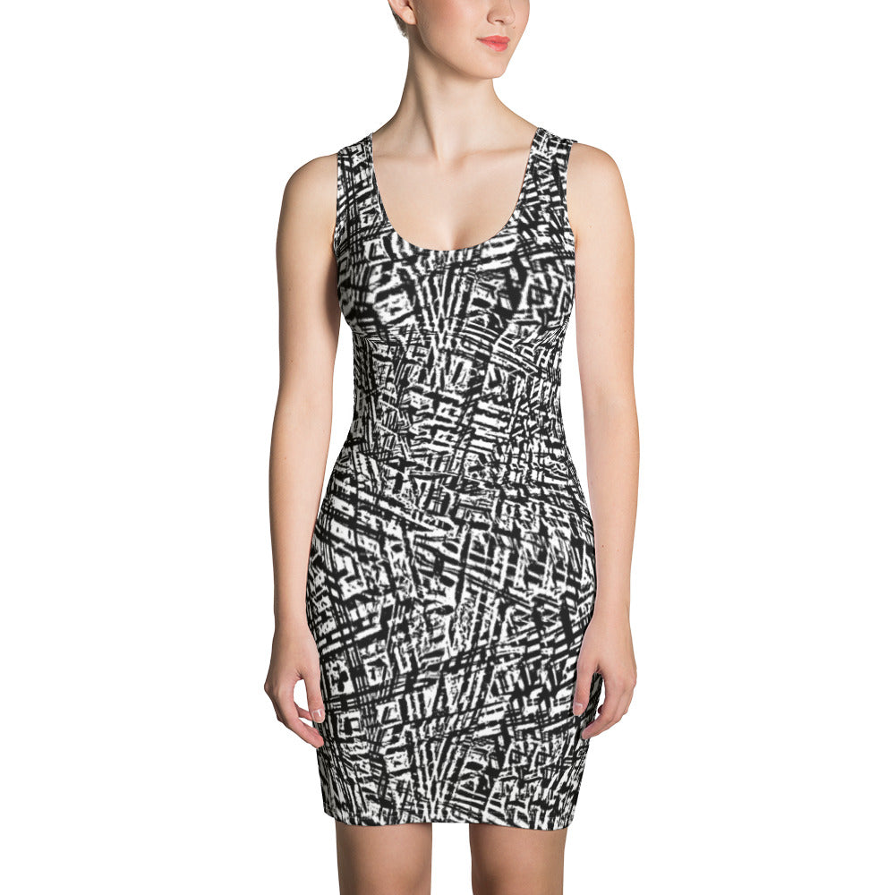 Classic Sublimation Cut & Sew Dress - ZBAZAAR