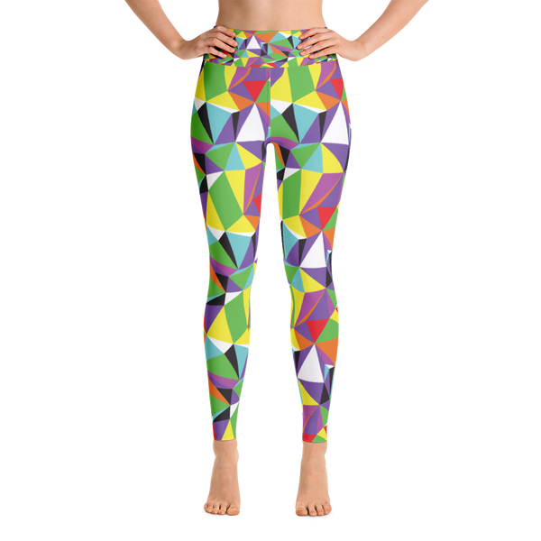 Yoga Leggings / Baha Swing - ZBAZAAR
