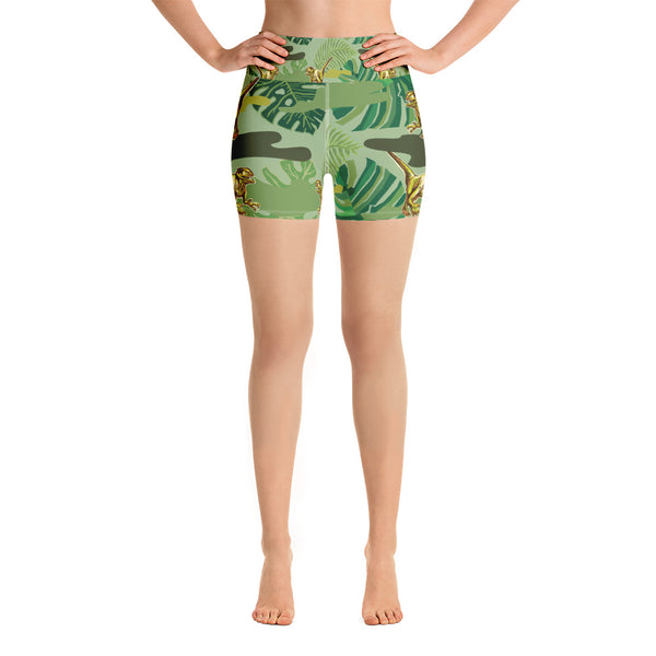 The Dinosaur Yoga Short - ZBAZAAR