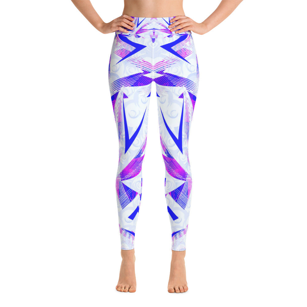 Dynamic Yoga Legging - ZBAZAAR