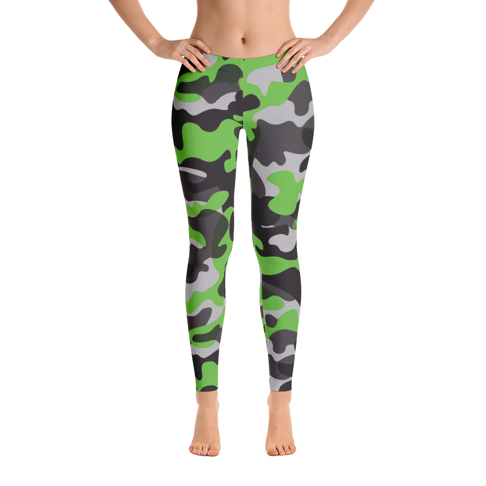 Urban Leggings / Green Camo