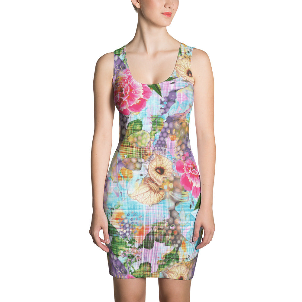 Eden Sublimation Cut & Sew Dress - ZBAZAAR