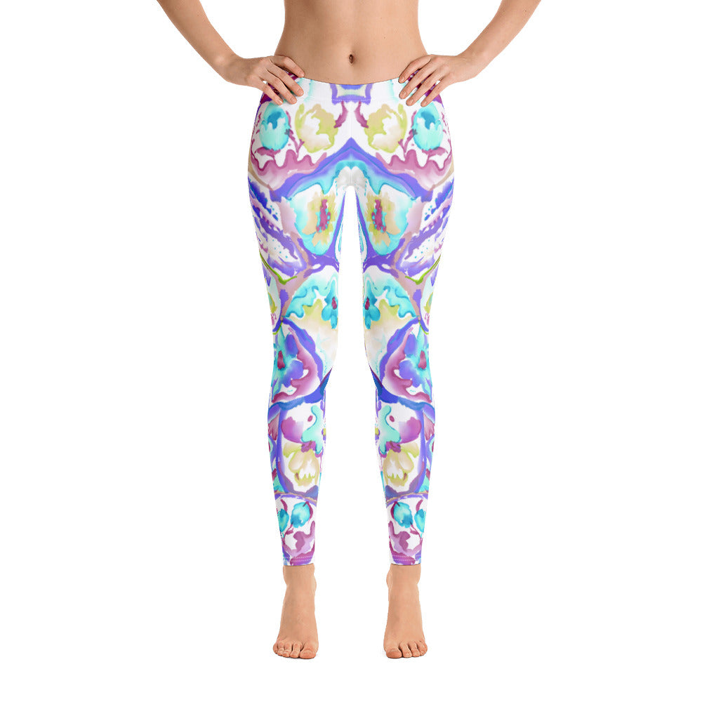 Colorful Cells All-Over Legging - ZBAZAAR