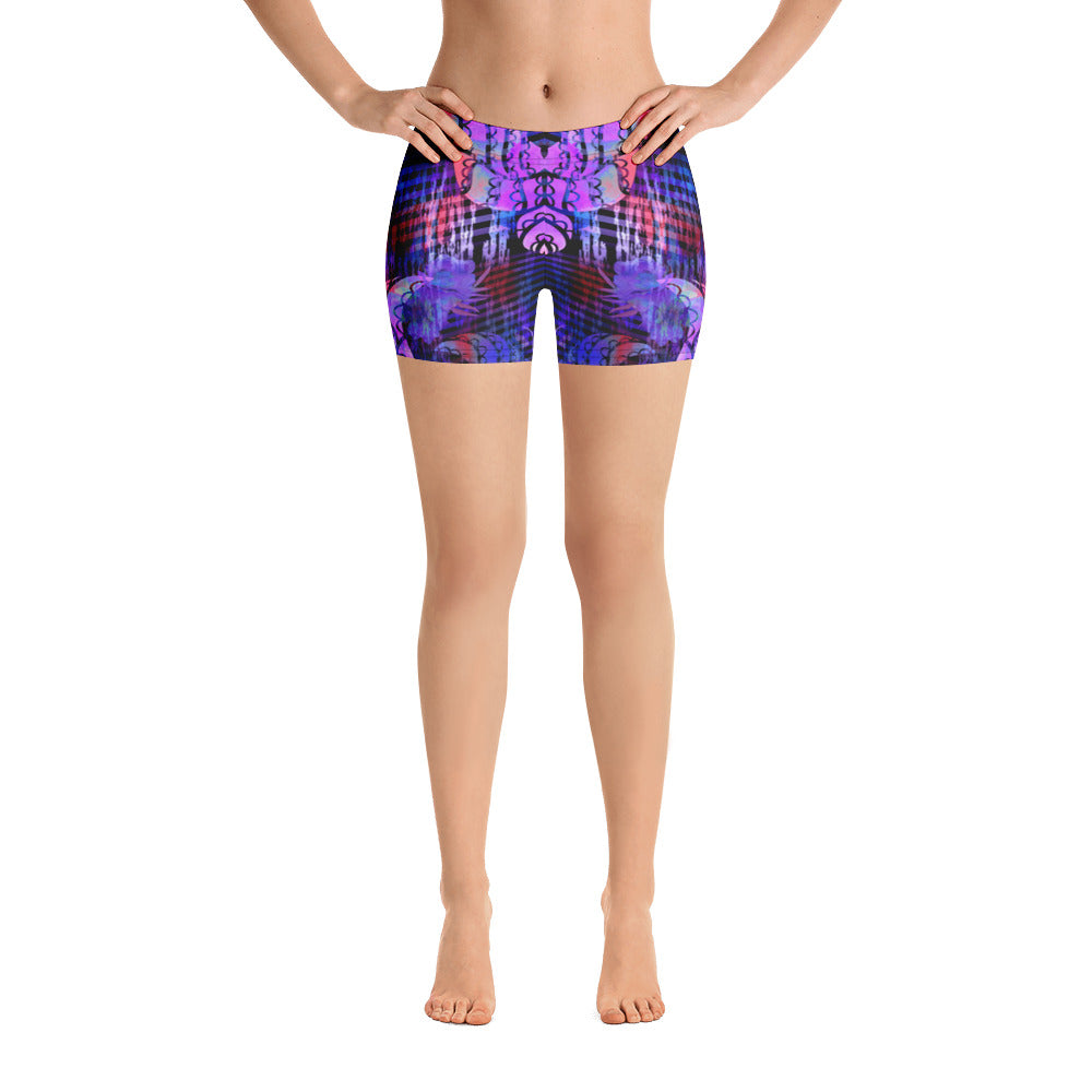 Indigo Beauty Short - ZBAZAAR