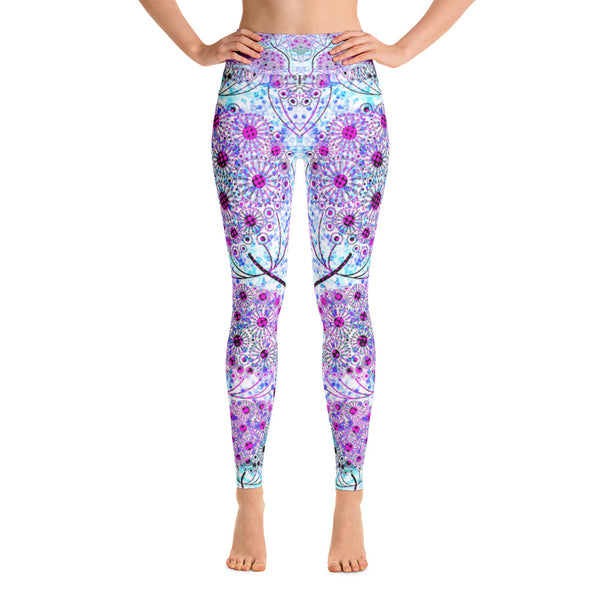 Life Tree Yoga Legging - ZBAZAAR