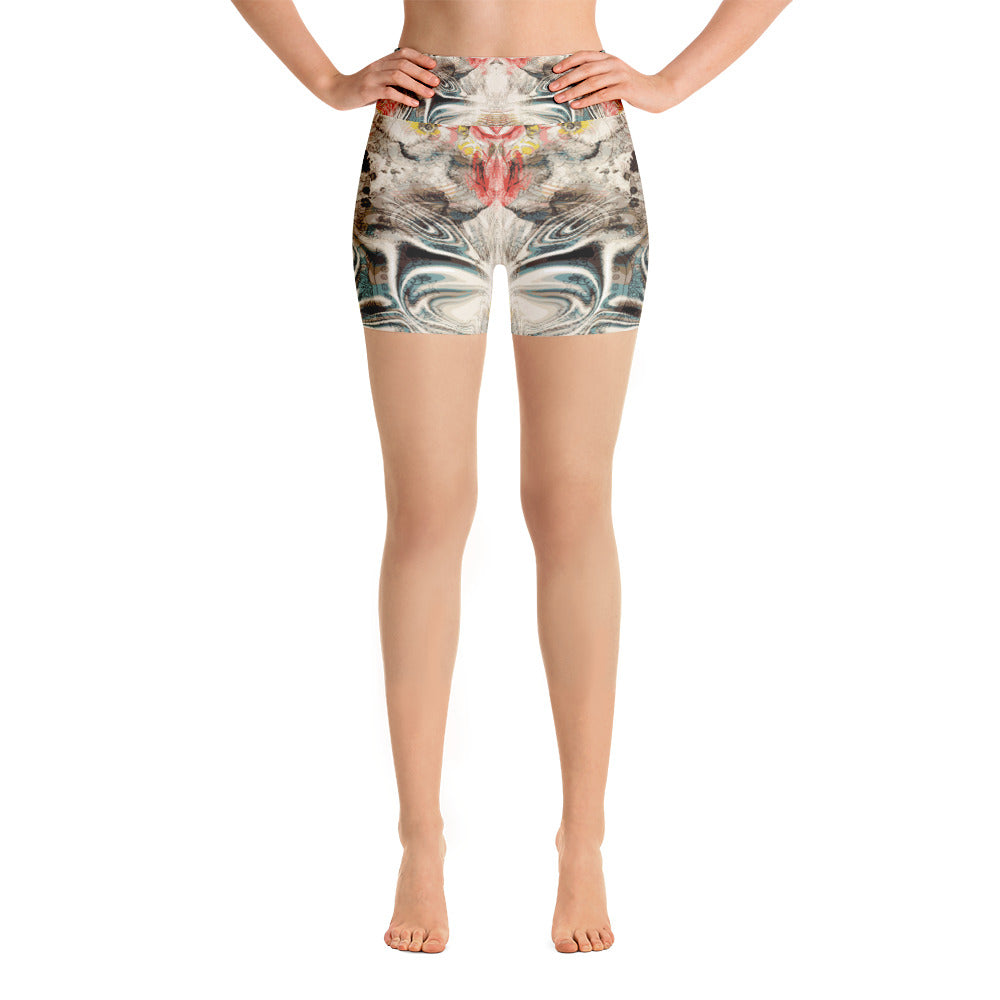 Clear Mind Yoga Short - ZBAZAAR