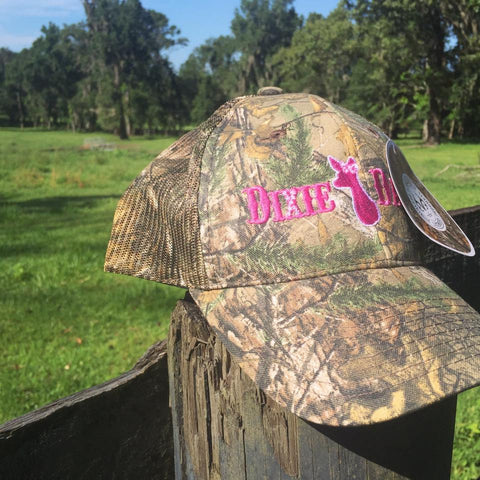 Doe Hunting Hat - Camo
