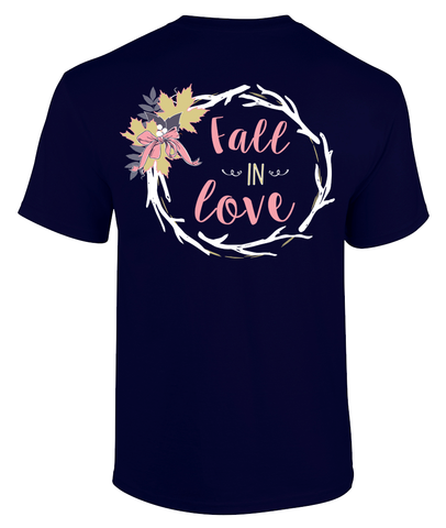 Fall In Love - Navy