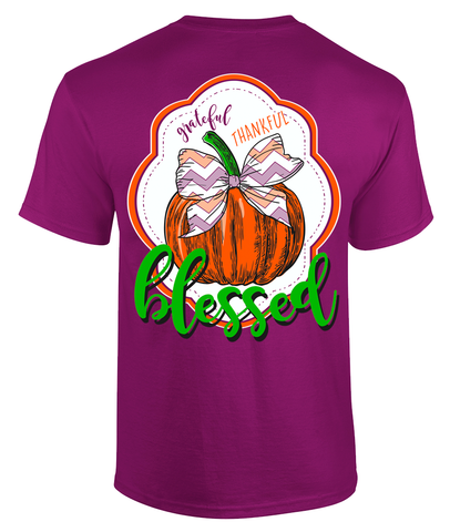 Blessed Pumpkin - Berry